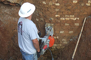 Concrete Cutting, Sawing & Core Drilling